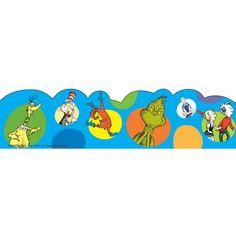Dr. Seuss™ Bubbles Deco Trim®