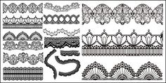 Grace, lace, pattern, vector, material, Grace lace pattern free vector