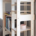 Regale — Radis - Natürlich kompaktes Wohnen Shelving, Bed, Furniture, Home Decor, Roommates, Shelves, Closet Storage, Homes, Decoration Home