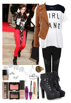 """Cher Lloyd Style Steal"" by taffythelaffy ❤ liked on Polyvore"