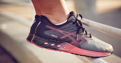 Asics lancia la collezione FuzeX per inspirare una nuova generazione di runner
