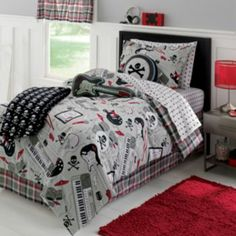 Jumping Beans Rock On Bedding Coordinates