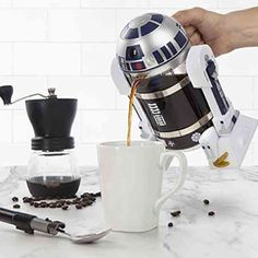 If he likes coffee and Star Wars, this is a great choice!