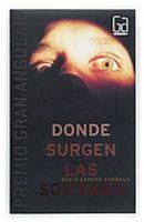 Donde surgen las sombras, David Lozano. Misterio y miedo. 3º ESO.
