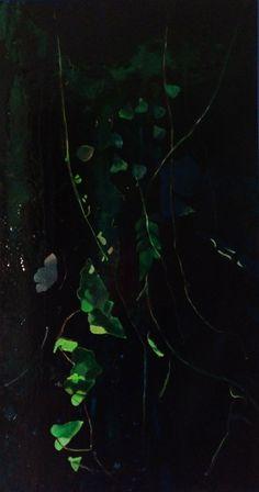 Exposición Begoña Ramos – El Bosque un lugar – The Art Gallery Plant Leaves, Plants, Woods, Bouquets, Places, Planters, Plant, Planting, Planets