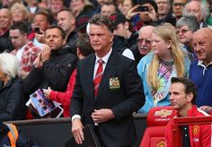 """""""We are not reaching our level"""" said United manager Louis van Gaal following the 2-1 defeat to Swansea. """"That's the main thing. Because of that we didn't play as a team. Nevertheless, we had chances to win this game."""""""