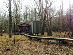 North Carolina's 6 Best Paddle-Camping Platforms