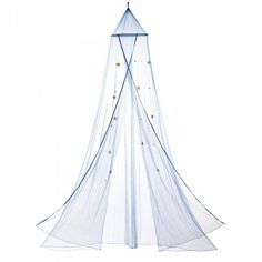 Accent Plus Blue Starry Sky Bed Canopy