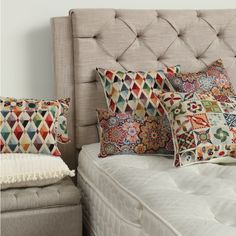 Cojines Decorativos Ideas Para, Throw Pillows, Bed, Pillow Top Mattress, Decorative Throw Pillows, Mattresses, Home, Cushions, Stream Bed