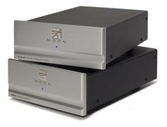 Simaudio MOON 310LP Phono Preamplifier and 320S Power Supply In a Silent Way