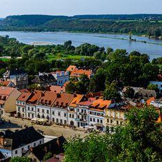 Kazimierz Dolny i Wisła - Góra Trzech Krzyży