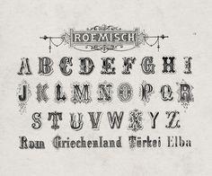 #vintage #typography