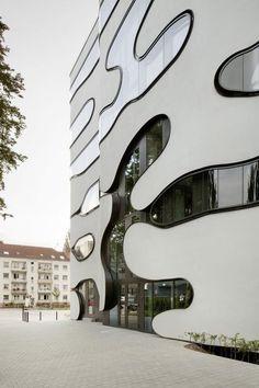 Edifício escritórios - Hamburgo