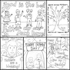 weve combined our free coloring pages for fathers day into one easy to print