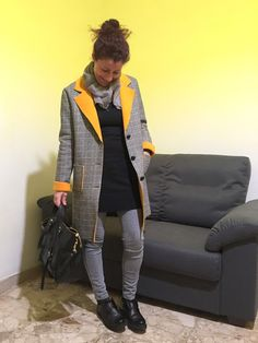 outfit - coat