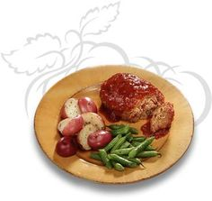 Meatloaf in 30 Minutes Recipe