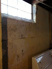 The Regular House Grossest DIY Project to Date - Sealing Basement Walls & 9 Affordable Ways to Dry Up Your Wet Basement For Good! | Pinterest ...