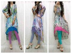 assymetric dress plus legging