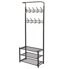 Flurkommode Barajas When it reaches to master bedroom interior decoration suggestions, a few things carry Cheap Storage, Shoe Storage, Hallway Unit, Coat Rack With Storage, Design Simples, Master Bedroom Interior, Coat Stands, Coat Hanger, Wardrobe Rack