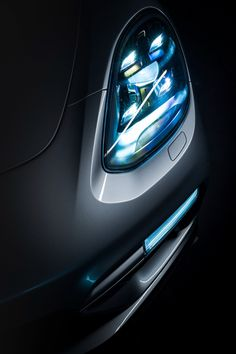 Industrial Design Trends and Inspiration - leManoosh Porsche Panamera Turbo, Automotive Design, Auto Design, Transportation Design, Car Photography, Car Lights, Light Painting, Car Detailing, Car Parts