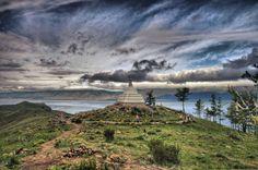 Озеро Байкал. Самое глубокое озеро планеты