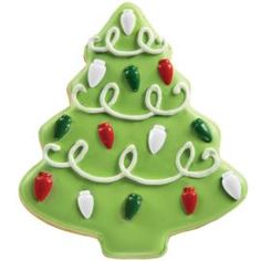 Hospitable Wilton Cookie Christmas Tree Kit Other Baking Accessories