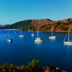 Orhaniye, Turquie. https://www.maritima-sailing.fr/mediterranee/location-voilier-catamaran-turquie-orhaniye#informations