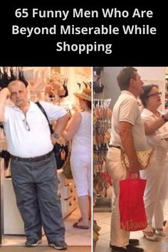 Men that have been dragged to go shopping with their significant others know they are in for a long day. They could only be at the mall for a few hours but, for them, it feels like an eternity. Couples that shop together are testing the patience and strength that they have as a couple. If a man can last a day shopping with their significant other, then he can survive about anything.