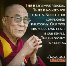 Dalai lama quote takara ♥ s meditation spirituality sacred s Buddhist Quotes, Spiritual Quotes, Wisdom Quotes, Positive Quotes, Me Quotes, Motivational Quotes, Inspirational Quotes, Buddhist Wisdom, Religion Quotes