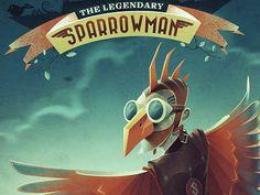 Sparrowman
