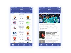 An APP For Sports by Miracle