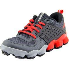 3955192c278 Reebok ATV19 Ultimate II PS Running Shoe (Little Kid),Gravel/Red Rush