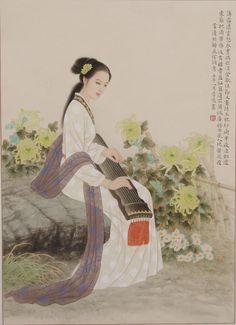 Li Ming, Ink on paper