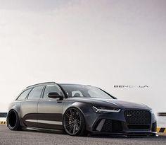Stancenation style Audi RS6 Avant