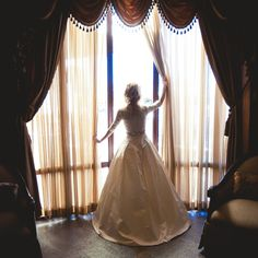 Beautiful Vintage Inspired Lace Gown // photo by: Callaway Gable //  Gown: Anne Bowen //  http://www.theknot.com/weddings/album/a-traditional-jewish-wedding-in-brooklyn-ny-138482