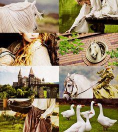 FAIRYTALE MEME: The Goose Girl