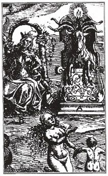 The Witches Queen & King of the Sabbat