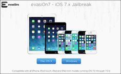 Jailbreak For iPhone 5s, 5c, 5, iPad, iPod touch iOS 7 – 7.0.4 Download Evasi0n  - http://vaultfeed.com/jailbreak-iphone-5s-5c-5-ipad-ipod-touch-ios-7-7-0-4-download-evasi0n/