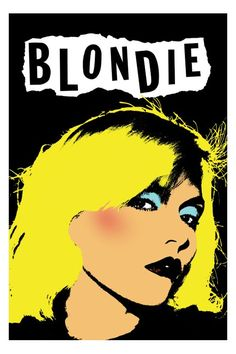 love the pop art to go with great music artists