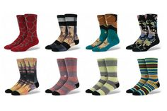 Stance Socks - Dwayne Wade Holiday Collection