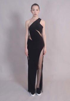 la chambre miniature SS 2014 One Shoulder, Shoulder Dress, Formal Dresses, Clothes, Collection, Fashion, Miniature Rooms, Dresses For Formal, Outfits