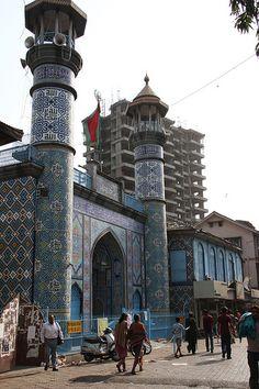 Moghul Masjid Imamwada Road ..Mumbai