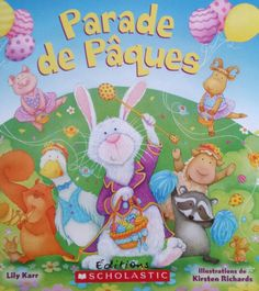 by Lily Karr & Kirsten Richards Easter Stickers, Easter Books, Spring Books, Easter Story, Baby George, Easter Parade, Illustrations, Stories For Kids, Easter Bunny