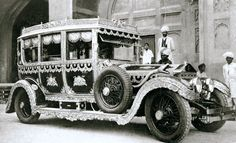 1920 Rolls-Royce Silver Ghost Limousine--Raghunandan Prasad Singh,originally India's viceroy later,raja of Munger,chassis,coachbuilder 1.jpg