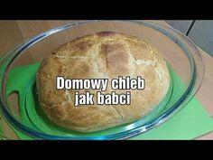 Domowy chleb niesamowicie prosty przepis. Koniecznie zrób nie pożałujesz 😊 - YouTube