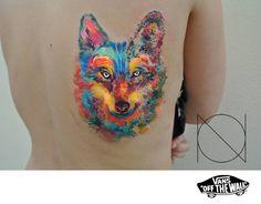 Tattoo Lust: Ondrash Tattoo   Fonda LaShay // Design → more on fondalashay.com/blog