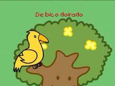 Músicas da Carochinha - Papagaio Loiro - YouTube
