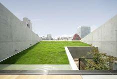 espectacular diseño terraza moderna Tokio
