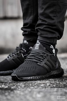 new arrival 41723 cfa3d Adidas Ultra Boost Triple Black - 2016 Launch your own makeup line.   viaGlamour Ultra