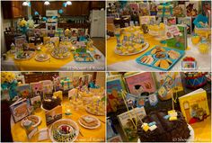 Shower of Roses: A Little Golden Books Baby Shower